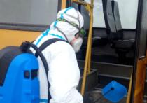 В общественном транспорте столицы Якутии усилен контроль за соблюдением санитарных норм