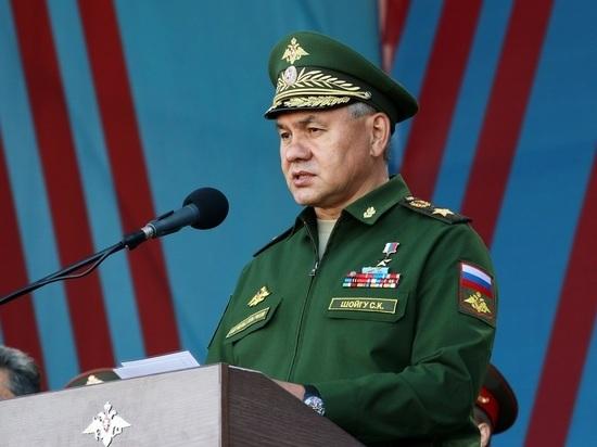 """Шойгу потребовал быть готовыми к """"немедленному реагированию"""" из-за НАТО"""