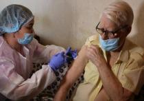 Больше 100 тысяч тюменцев привились от коронавируса