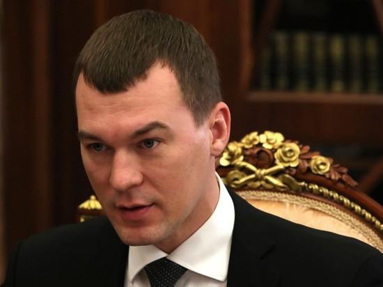 Губернатор Дегтярев взял на контроль расселение бараков в Хабаровске
