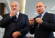 Сегодня в Москве пройдет встреча президентов России и Белоруссии- Владимира Путина и Александра Лукашенко