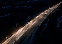 На трассе Иваново – Нижний Новгород появилось освещение