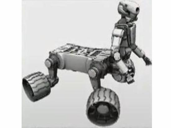 От России на Луну отправится робот Марфа