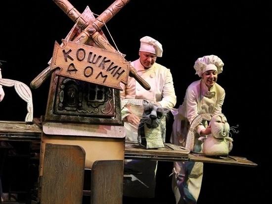 Гастроли по Кольскому Заполярью начинаются у Театра кукол