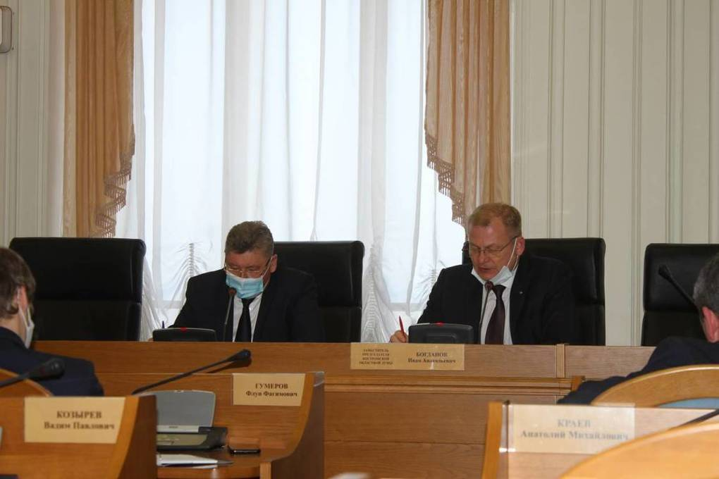 По инициативе фракции «Единая Россия» в Костромской областной Думе внесены изменения в закон о старшем поколении