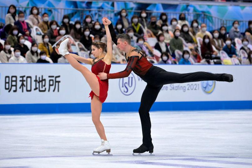 Фигуристы выдали суперсезон: смогут ли они повторить это на Олимпиаде?