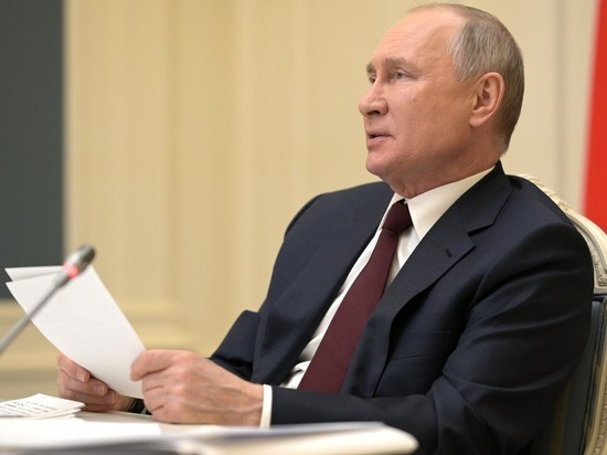 Многие коллеги президента России за год пандемии изменились до неузнаваемости