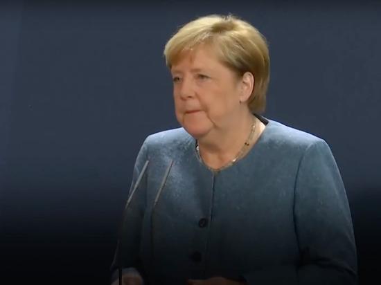 Меркель поддержала Чехию в дипломатическом конфликте с Россией