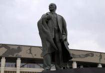 Автор памятника Ленину высмеял предложение признать его культурным наследием