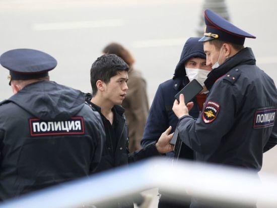 МВД запретило въезд в РФ 122 иностранцам, участвовавшим в несанкционированных акциях