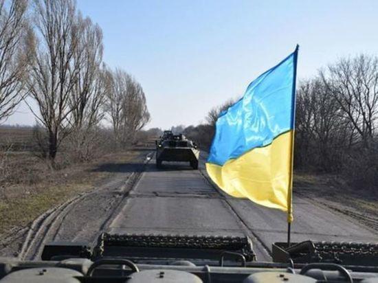В Киеве заявили, что не станут вести переговоры с ЛНР и ДНР