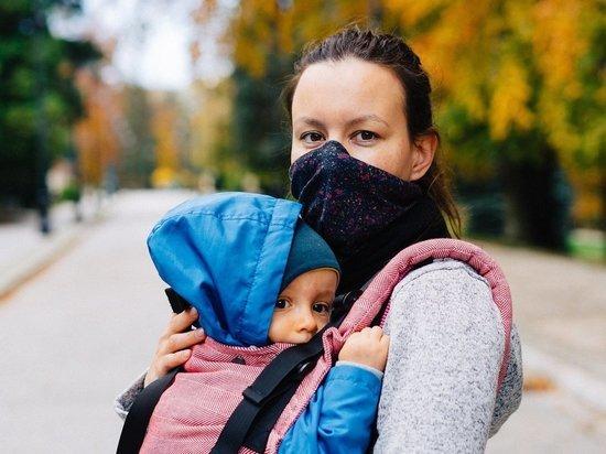 Германия: Права и содержание матери-одиночки с малолетними детьми