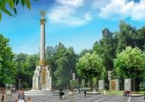 Стелу «Город трудовой доблести» не будут устанавливать в Новосибирске в этом году