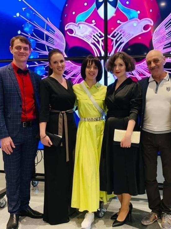 Шарыповский драмтеатр получил спецприз фестиваля «Золотая маска»