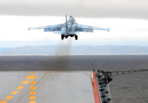 Единственный российский авианосец «Адмирал Кузнецов» скоро снова выйдет в море, пишет американский журнал Popular Mechanics