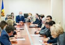 Приоритет социальным инициативам ПСРМ