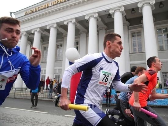 В весенней эстафете в Казани приняли участие 600 человек