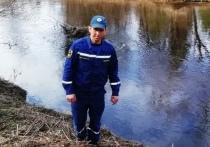 В Тейковском районе пожарный инструктор спас тонущих людей