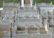 До 1 мая в Керчи отремонтируют Митридатскую лестницу