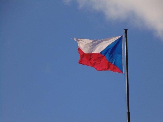 В Чехии облили кетчупом стены генконсульства России