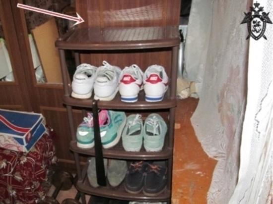 В Арзамасе трое несовершеннолетних подозреваются в краже кроссовок