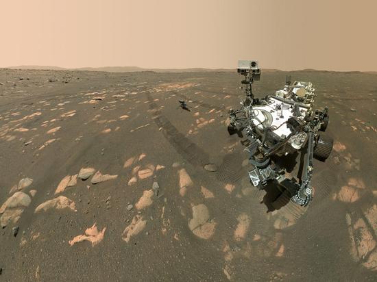Российский ученый оценил получение кислорода на Марсе: «Занятный эксперимент, не более»