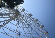 В Смоленске вот-вот заработает новое колесо обозрения