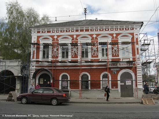 В Нижнем Новгороде отремонтируют 116 крыш и 309 фасадов