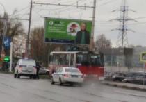 В Брянске неизвестные «заминировали» троллейбус