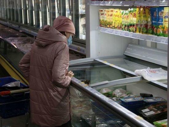 По данным налоговиков в Омске торговые сети нарушили обещание «заморозить» цены
