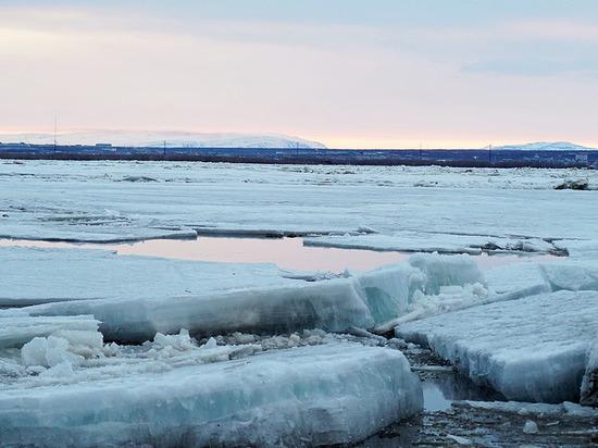 Лед вскроется на реках Ямала в привычные сроки