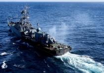 Северный флот России, который недавно получил статус военного округа и комплексно решает задачи защиты интересов России в Арктике, провел масштабное учение