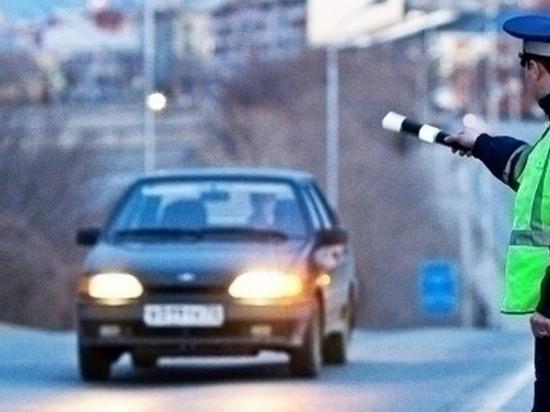 В Калмыкии пресечен угон автомобиля