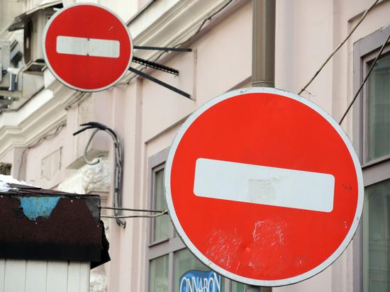 Перекрытия улиц в Москве перед Парадом Победы 9 Мая необходимы из-за его репетиций