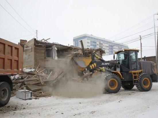 Более 160 ветхих деревянных домов в столице Якутии признают аварийными в 2021 году