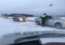 За эту неделю в Якутске произошло 19 ДТП