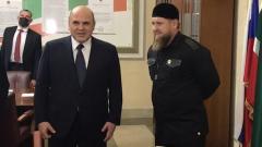 Кадыров показал Мишустину музей своего отца: видео из Чечни