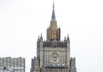 МИД призвал «паковать вещи» прибалтийских дипломатов после скандала с Чехией