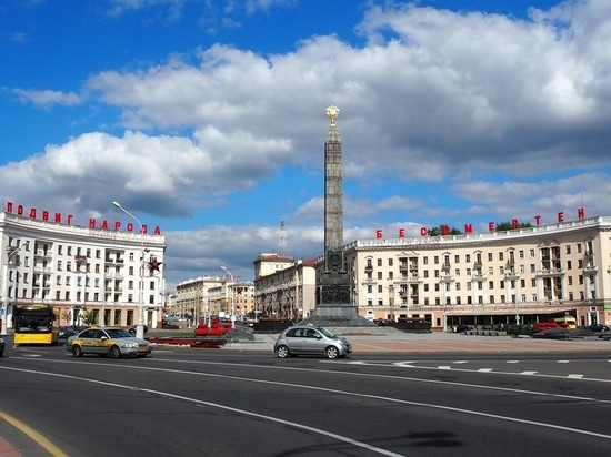 В Минске задержали 30 участников несанкционированной акции