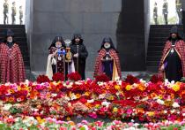 Традиционно 24 апреля, в день памяти жертв геноцида армян, в Османской империи американские лидеры традиционно выпускают декларацию, в которой выражают свою солидарность с армянским народом