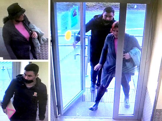 В Чебоксарах пара ограбила посетителя банка и скрылась на автобусе