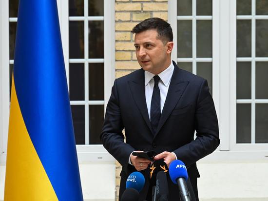 Заочное общение президентов России и Украины продолжается