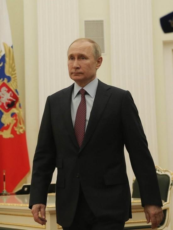 Байден: США воодушевлены призывами Путина на саммите по климату