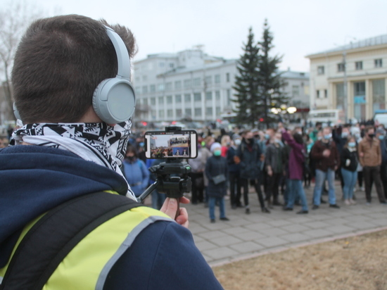 Трое участников прошедшей в среду в Архангельске протестной акции находятся под арестом