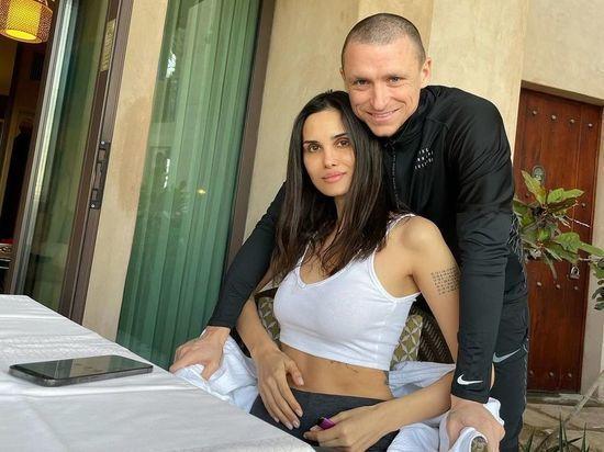 Павел и Алана Мамаева официально развелись