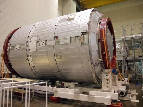 РКК «Энергия» впервые показала модуль станции РОСС: «Это не блеф»