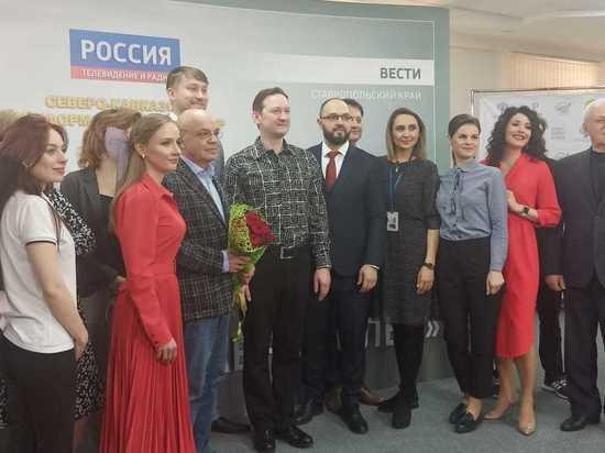 """""""Сатирикон"""" выступает с гастролями на Ставрополье"""