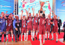 Школьники Хабаровского края победили во Всероссийских соревнованиях по мини-футболу