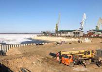 Набережную в районе яхт-клуба в Хабаровске откроют в этом году