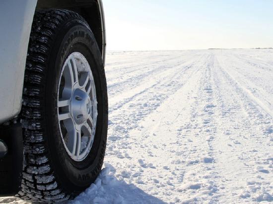 Зимник Коротчаево — Красноселькуп закрыли из-за непогоды
